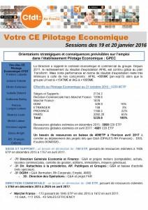 CE pileco janvier 2016