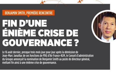 Fin d'une énième crise de gouvernance ?