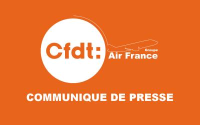 Limiter les suppressions d'emplois : La Direction d'Air France doit ouvrir les négociations
