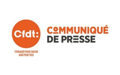COMMUNIQUE DE PRESSE CFDT : « Egalité Salariale : les femmes s'impatientent, la CFDT aussi »