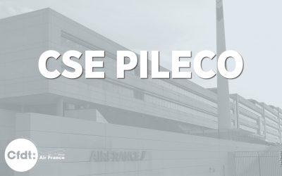 SESSION CSE PILECO 15-16 OCTOBRE 2019