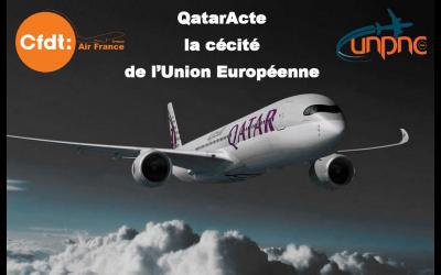 QatarActe – La cécité de l'Union Européenne